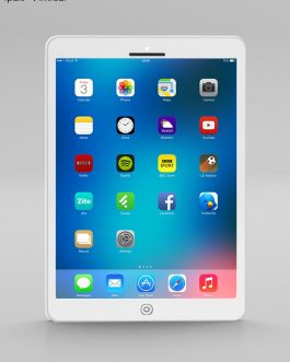 Ipad / Tablet Screen psd mockup