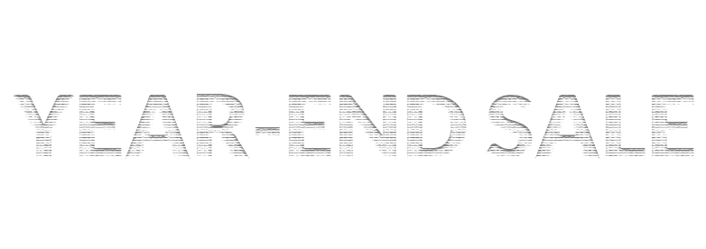 Year end sale text